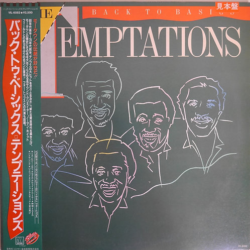 TEMPTATIONS / Back To Basics