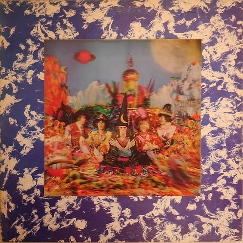 THE ROLLING STONES / Their Satanic Majesties Req