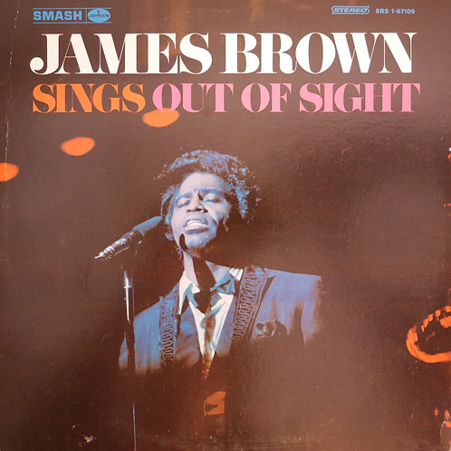 JAMES BROWN / Out Of Sight