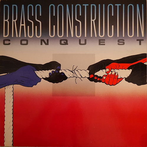 BRASS CONSTRUCTION /Conquest