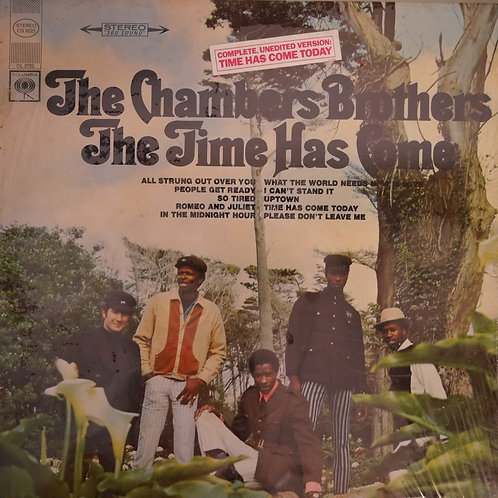 THE CHAMBERS BROTHERS / THE TIME HAS COME (2EYE USオリジナル)
