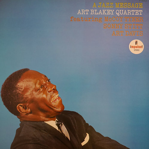 ART BLAKEY QUARTET / A JAZZ MESSAGE