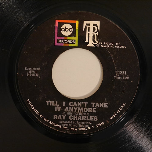 RAY CHARLES / If You Were Mine