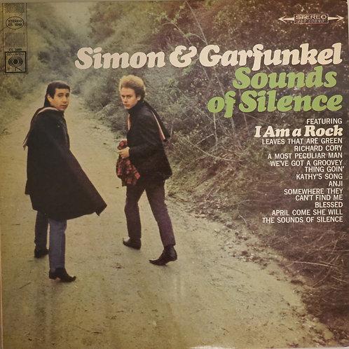 SIMON & GARFUNKEL / Sounds Of Silence(2EYE初期プレス)