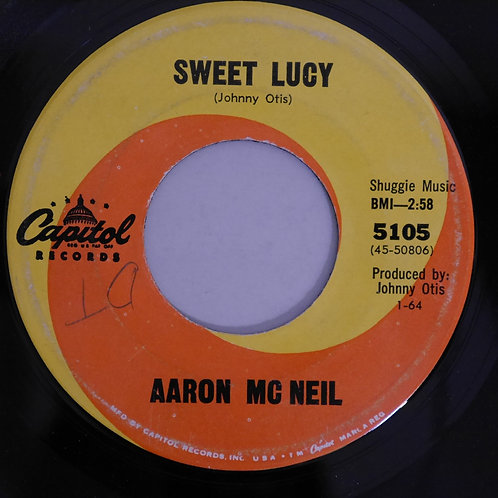 Aaron McNeil / Sweet Lucy / Crying On My Shoulder