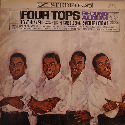 FOUR TOPS /SECOUND ALBUM