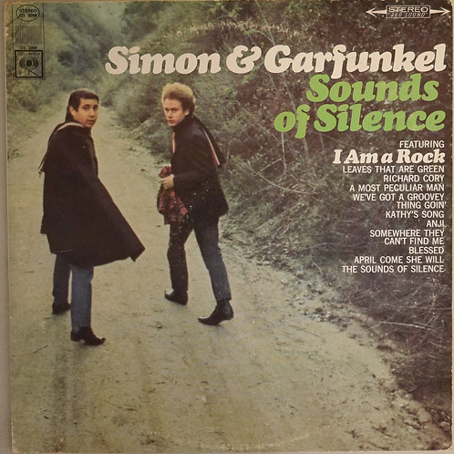SIMON AND GARFUNKEL / Sounds Of Silenc