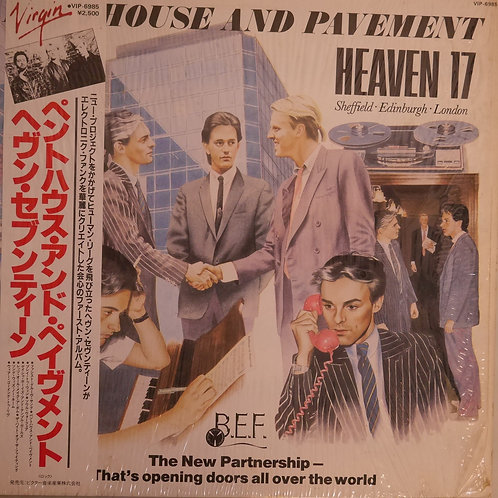 Heaven 17 / penthouse and pavement
