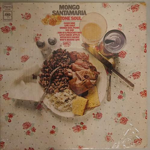 MONGO SANTAMARIA / Stone Soul(2Eyeオリジナル)