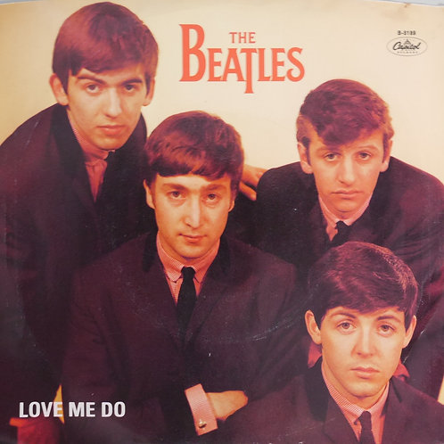 THE BEATLES / LOVE ME DO