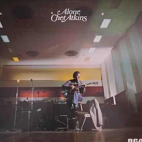 CHET ATKINS /ALONE     USオリジナル  一人ギターの名演奏