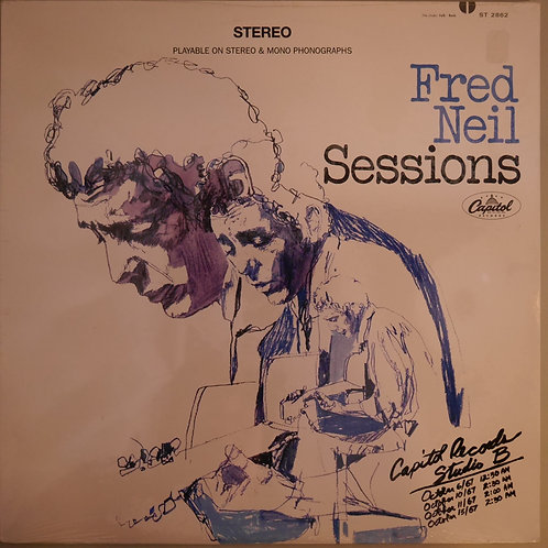 FRED NEIL / SESSIONS