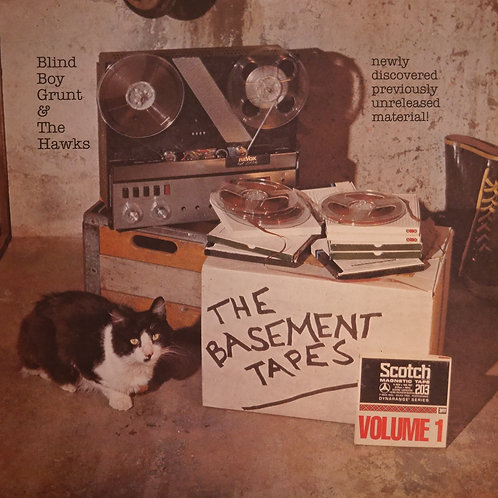 BOB DYLAN(THE HAWKS)/ The Basement Tapes VOL1