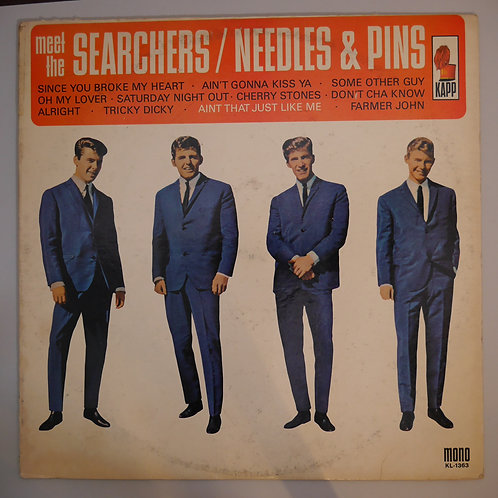THE SEARCHERS / NEEDLES&PINS