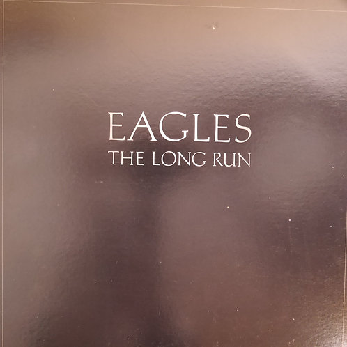 EAGLES /THE LONG RUN  日本盤 美品