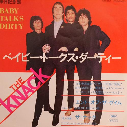 THE KNACK / ベイビー・トークス・ダーティー