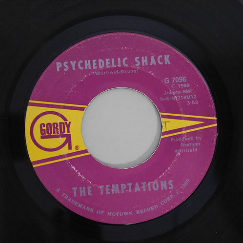 THE TEMPTATIONS /Psychederic Shack / That's The Way Love Is