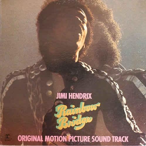 JIMI HENDRIX / Rainbow Bridge