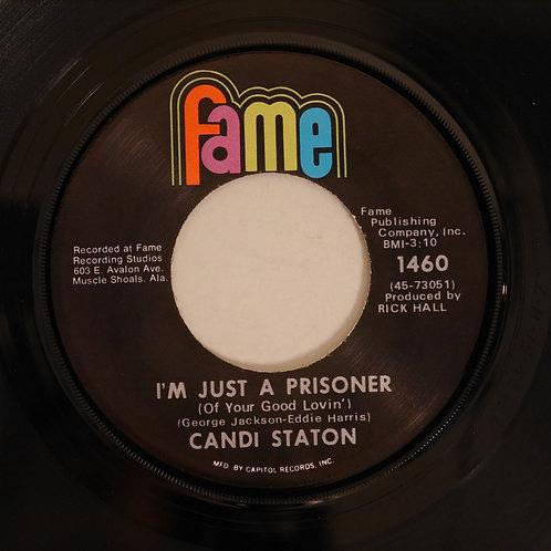 CANCDI STATON / I'M JUST A PRISONER