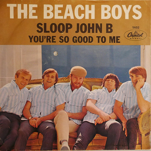 THE BEACH BOYS / SLOOP JOHN B