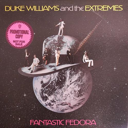 DUKE WILLIAMS AND THE EXTREMES / FANTASTIC FEDORA(プロモ盤)