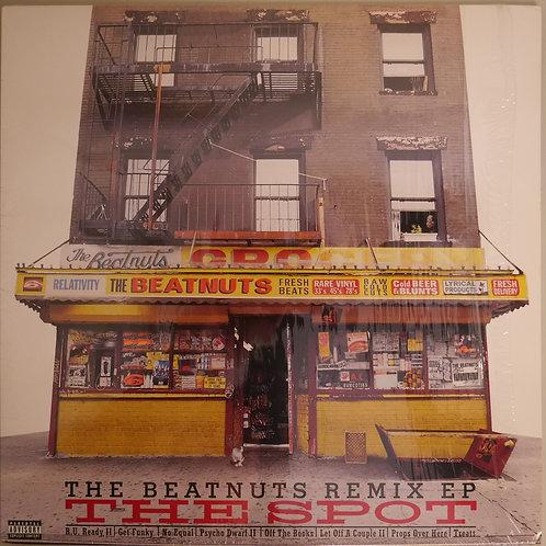 "BEATNUTS / THE SPOT (REMIX 12"")"