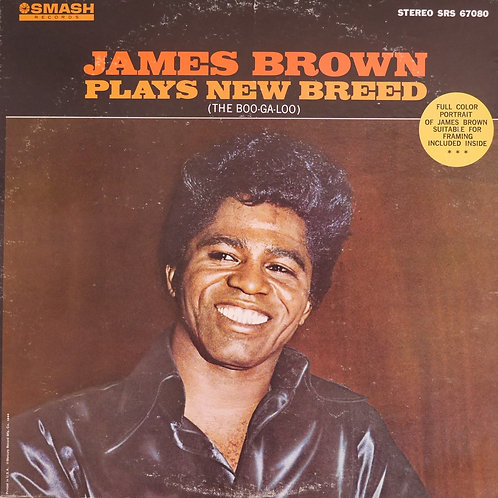 JAMES BROWN / PLAYS NEW BREED