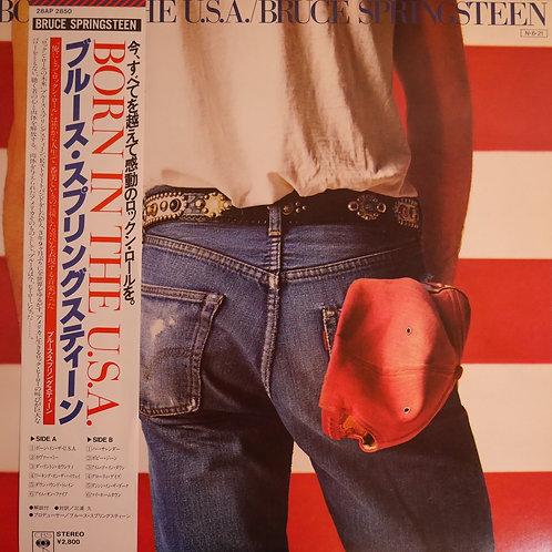ブルース・スプリングスティーン / BORN IN THE U.S.A.
