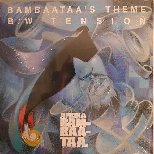"""Afrika Bambaataa And Family""""Bambaataa's Theme"""
