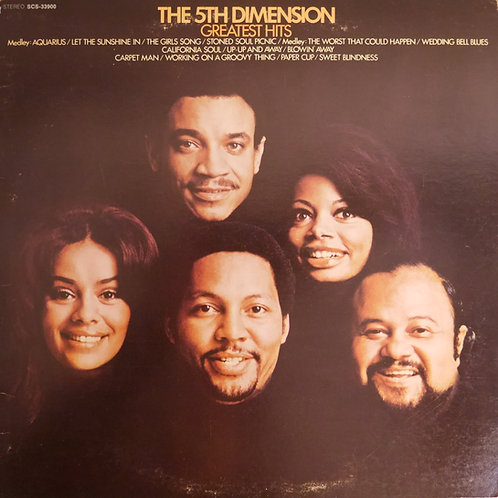 5TH DIMENSION GREATEST HITS