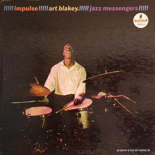 Art Balkey & The Jazz Messengers / Impulse! Art Blakey! Jazz Messengers!
