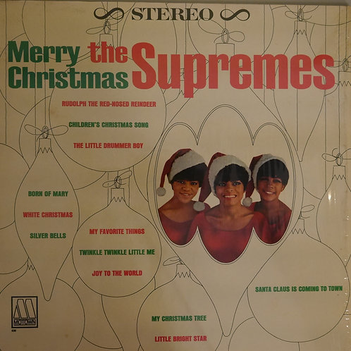 SUPREMES / MERRY CHRISTMAS THE SUPREMES