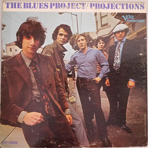 BLUES PROJECT / PROJECTIONS