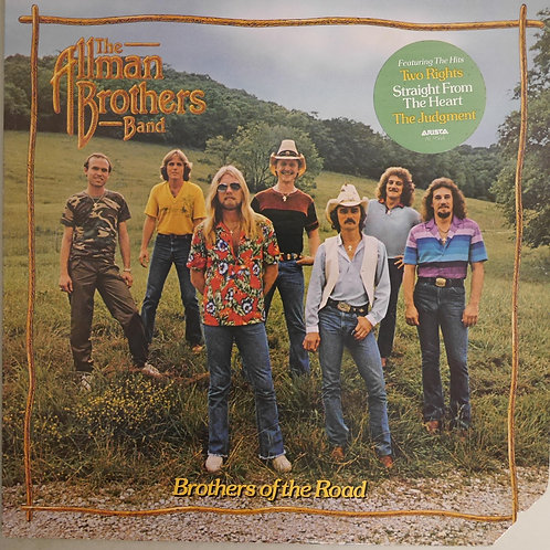 ALLMAN BROTHERS BAND / BROTHERS OF THE ROAD (プロモ)