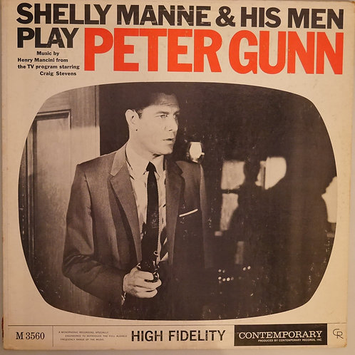 SHELY MANNE & HIS MEN PLAY PETER GUNN
