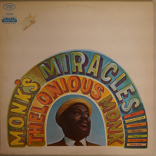 Thelonious Monk ‎/ Monk's Miracle