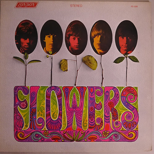 THE ROLLING STONES / Flowers (US 初期プレス・青LONDON Bell Sound)