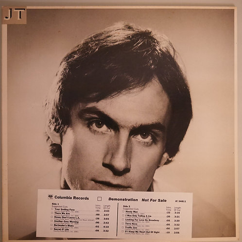 JAMES TAYLOR / JT (USプロモ白レーベル・最高音質)