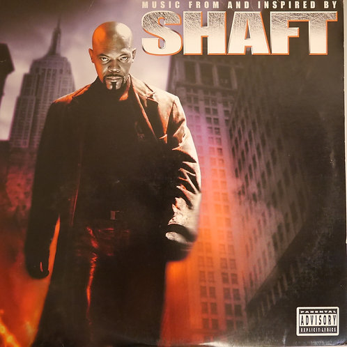 MUSIC FROM AND INSPIRED BY SHAFT
