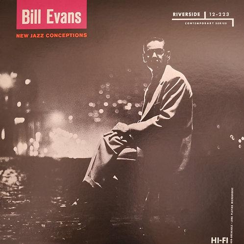 BILL EVANS /NEW JAZZ CONCEPTIONS