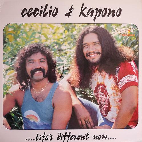 Cecilio & Kapono / Life's Different Now