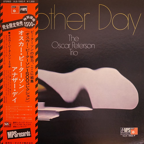OSCAR PETERSON TRIO /ANOTHER DAY