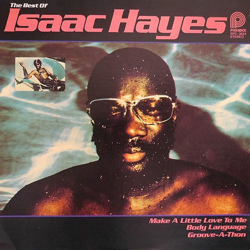 Isaac Hayes / THE BEST OF ISAAC HAYES