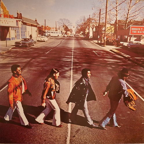 BOOKER T. & THE MG'S / BOOKER T. & THE MG'S