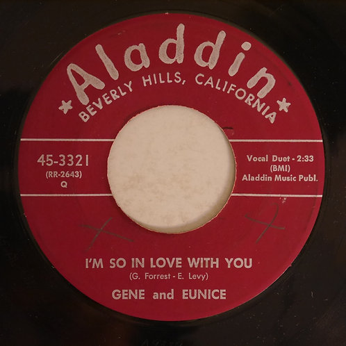 Gene And Eunice / Let's Get Together
