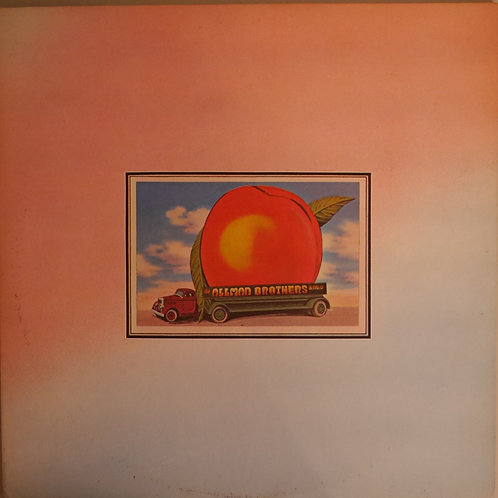 THE ALLMAN BROTHERS BAND / Eat A Peach