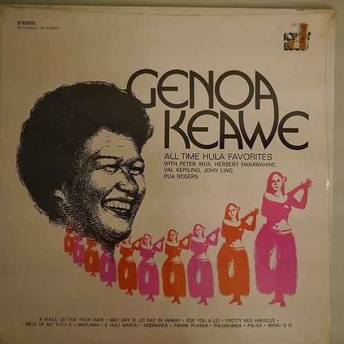 Genoa Keawe / All Time Hula Favorites