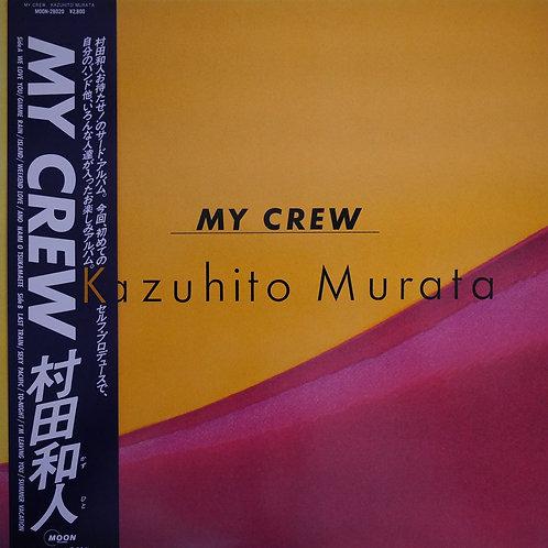 村田和人(竹内まりや)/ MY CREW