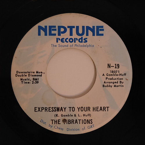 THE VIBRATIONS / EXPRESSWAY TO YOUR HEART
