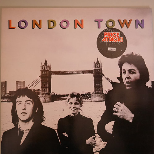PAUL McCartney & WINGS /LONDON TOWN